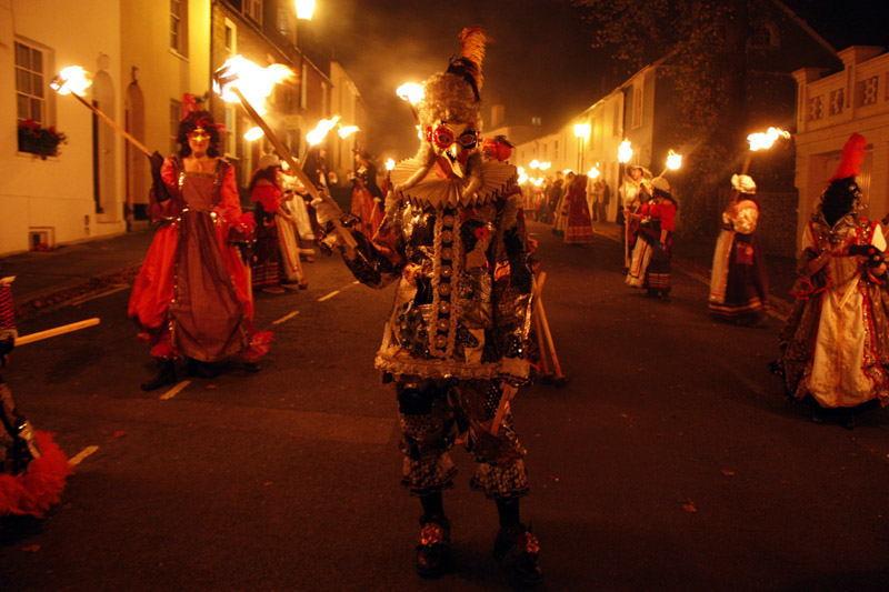 Bonfire Costumes