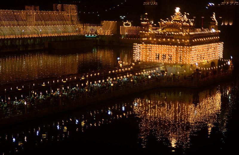 Autumn Celebrations Diwali Amritsar