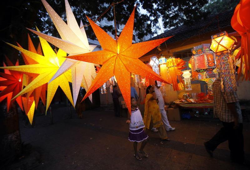Autumn Celebrations Diwali Stars
