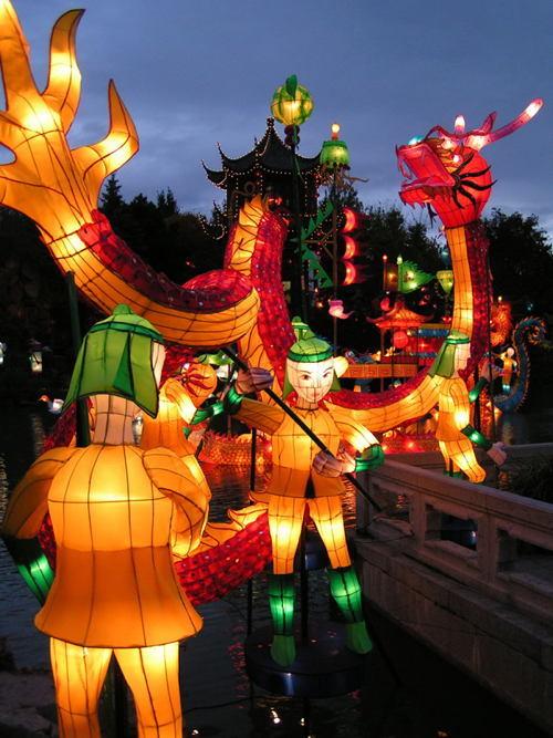 Autumn Celebrations Fest Figures