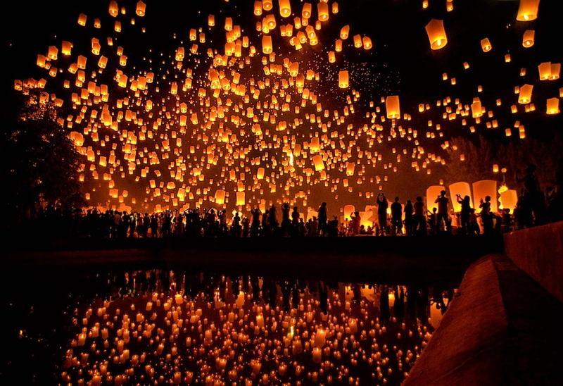 Autumn Celebrations Yi Reflection