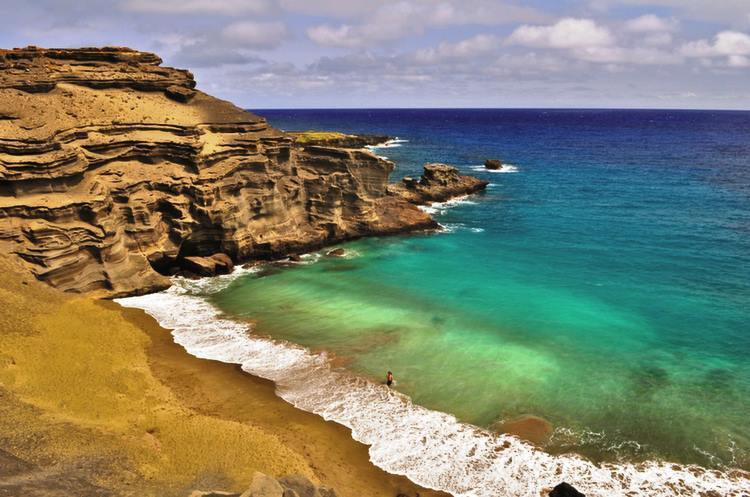 Weird Beaches Hawaii Papakolea