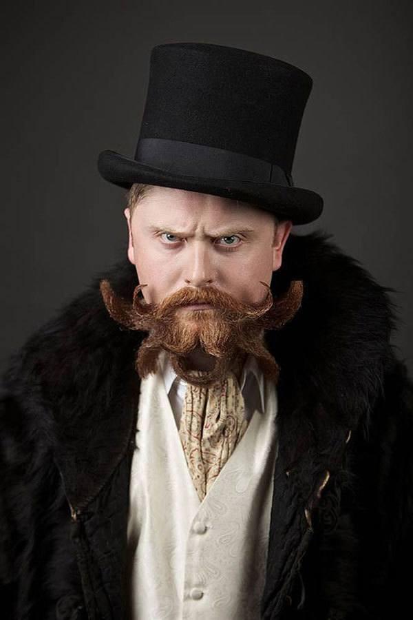 Beards from World Beard and Mustache Championships