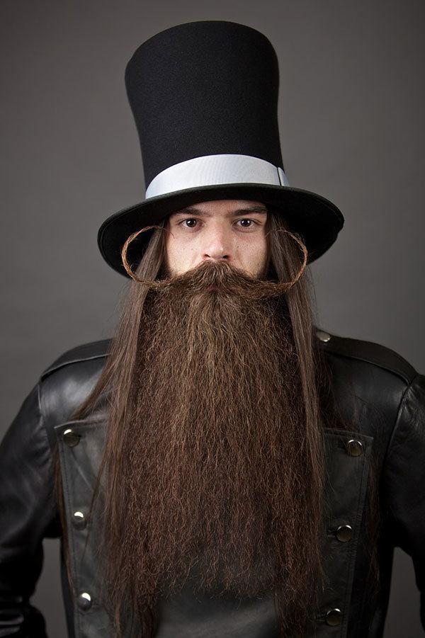 Burke Kenny Long Beard