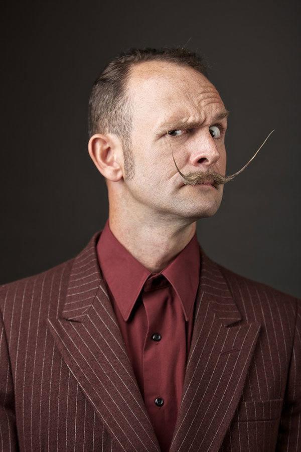 Craig Mitchell Funny Mustache