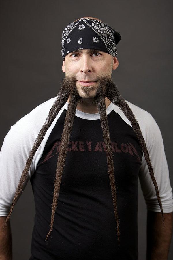 Luke Shuler Awesome Beard