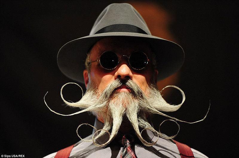 Bizarre Beard