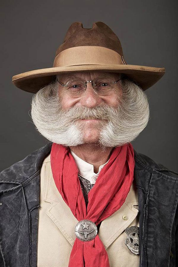 Awesome Sideburns World Beard and Moustache Championships