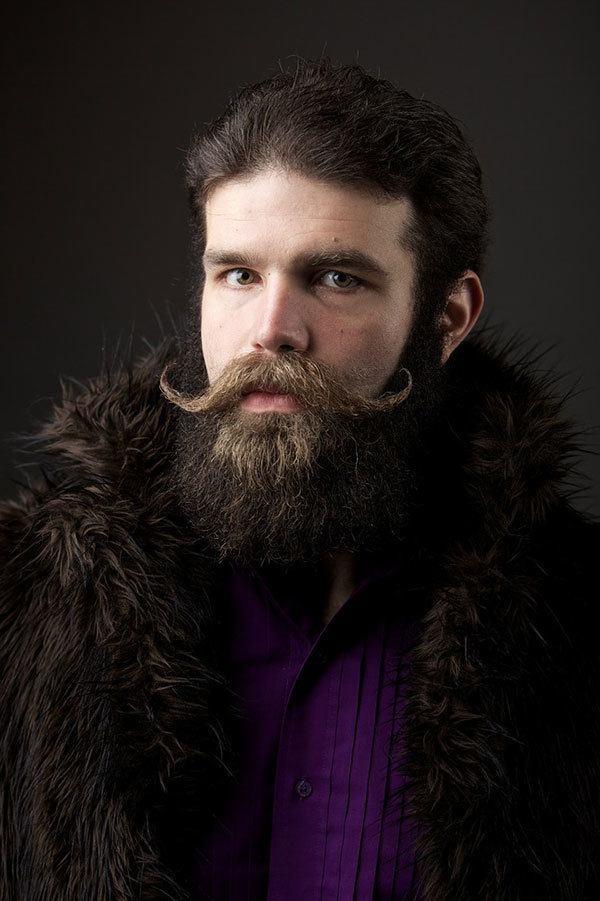 Taylor McKibben Crazy Beard