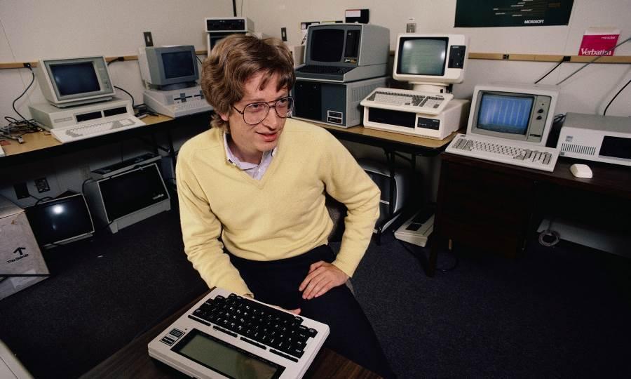 Bill Gates 1983