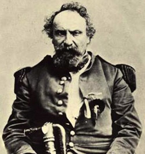 Emperor Norton No Hat