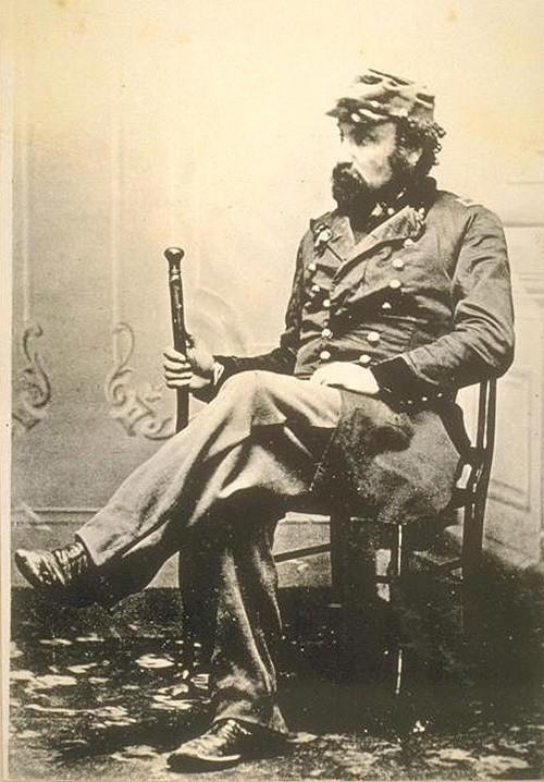 Portrait Of Emperor Norton