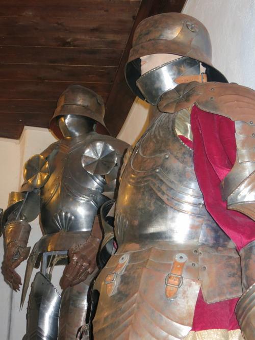 Castle Armor