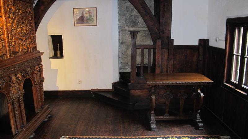 Dracula Castle Interiors