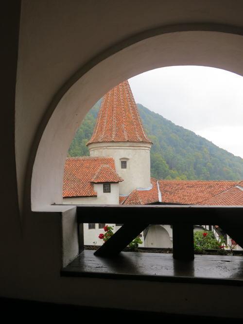 Dracula Castle Peak