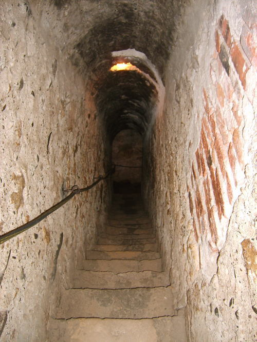 Dracula Castle Secret Passage