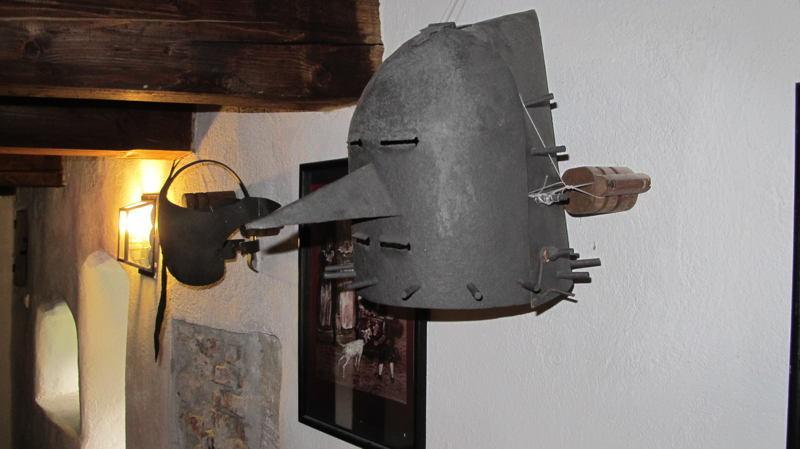 Dracula Castle Torture Mask