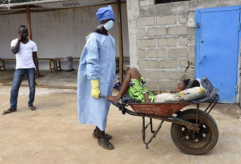 Ebola Prep Victim