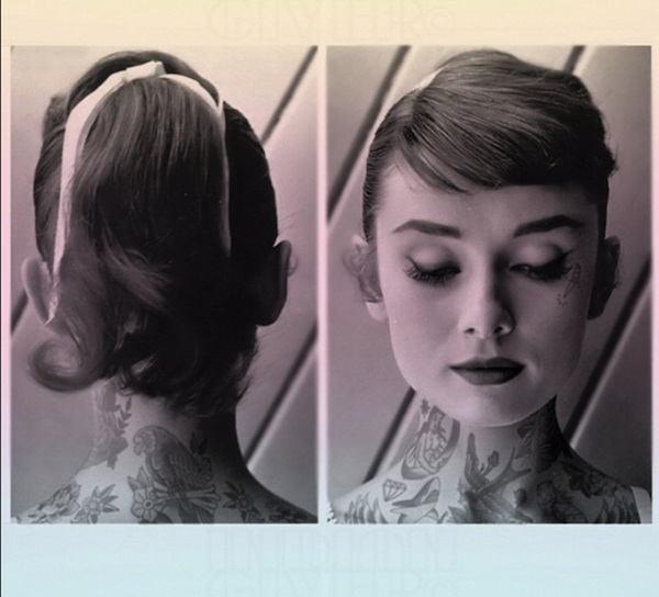 Hepburn Tattoos