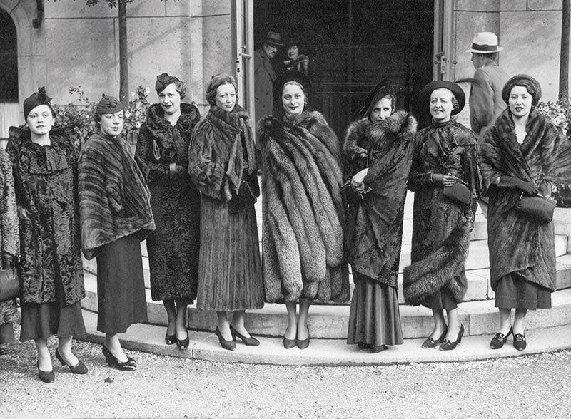 High Society In The 1930s No Time For Depression