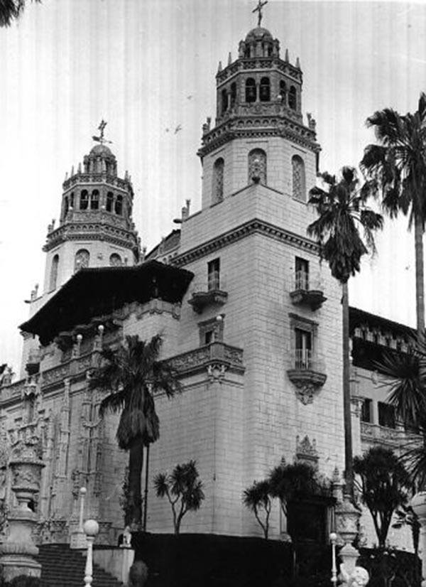 High Society Hearst Castle