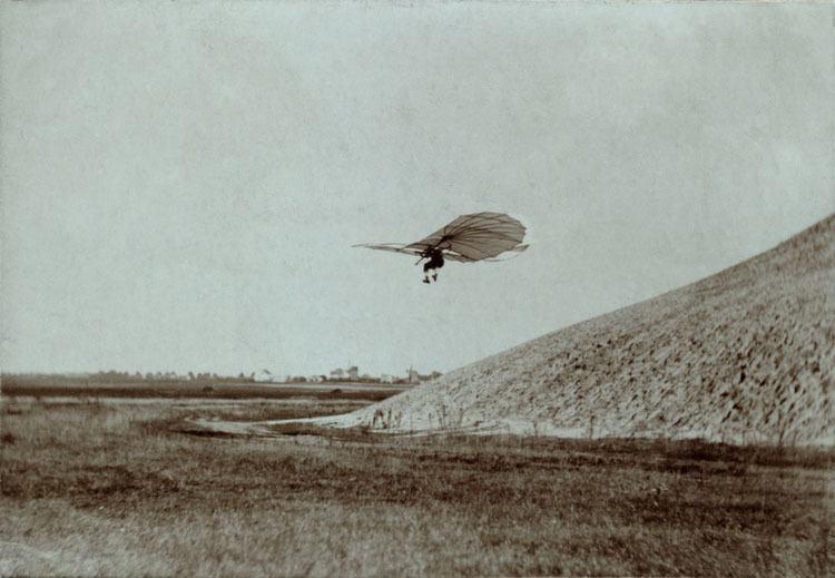 Inventors Killed Otto Flight
