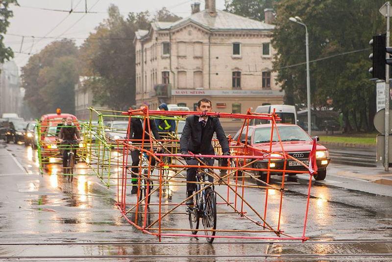 Latvia Cyclists Suit