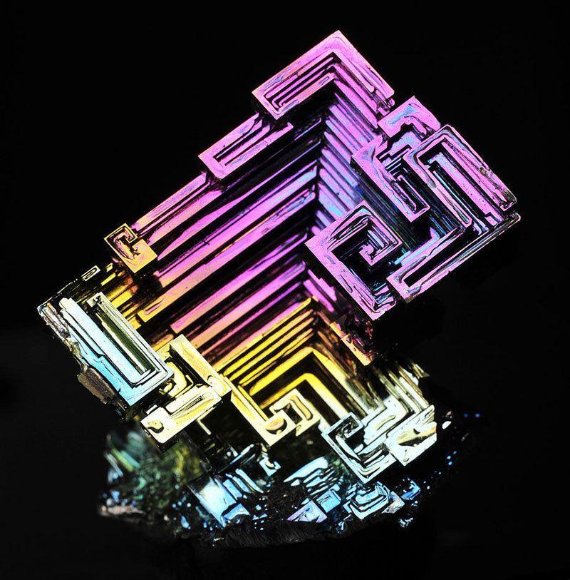 Bismuth Up Close