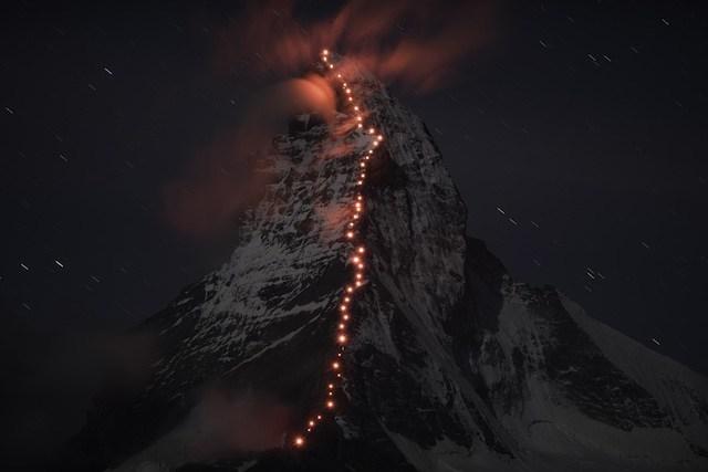 Recreating First Ascent Of The Matterhorn