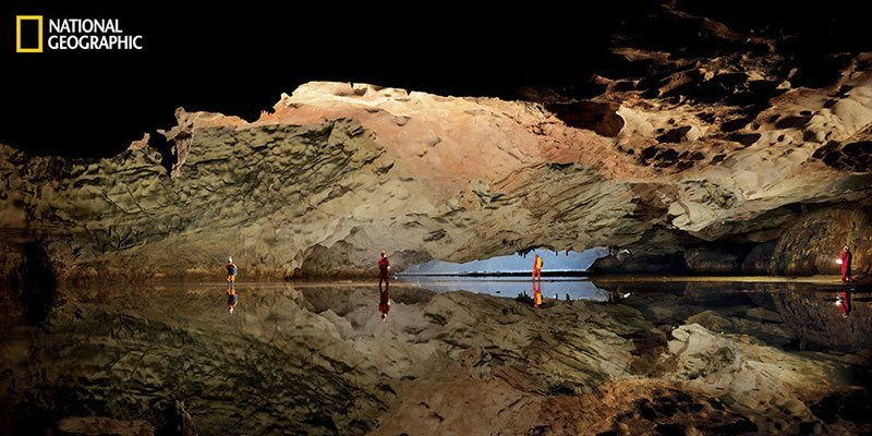 Largest Cave in Volume in China