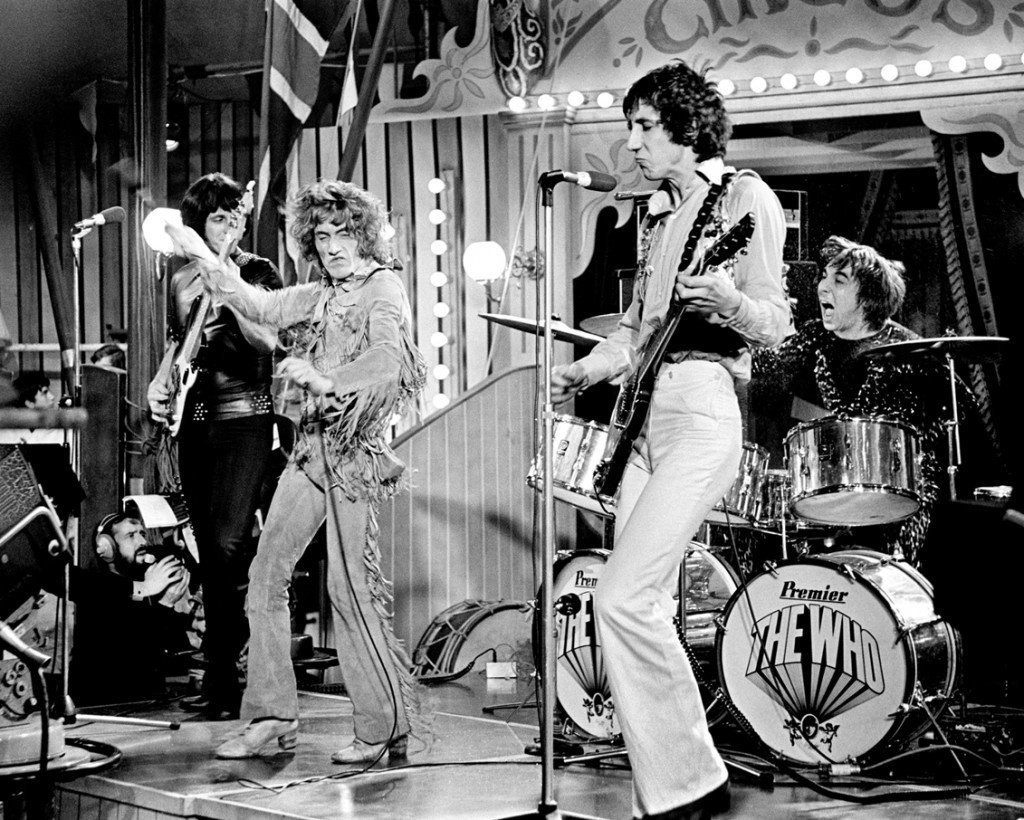 The Who- mods and rockers.