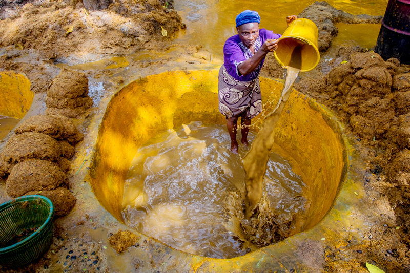 Nigeria Photo Festival Mud