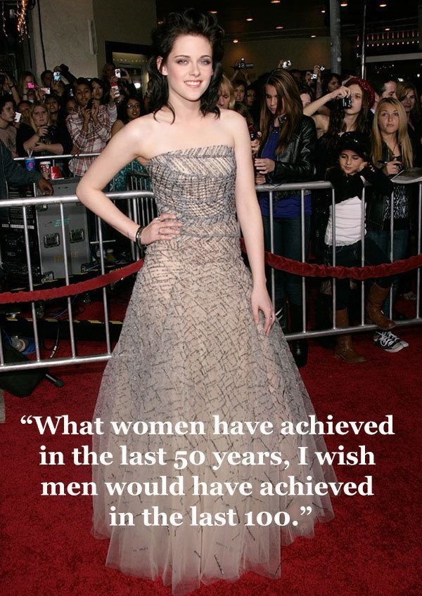 Oscar de la Renta on Feminism