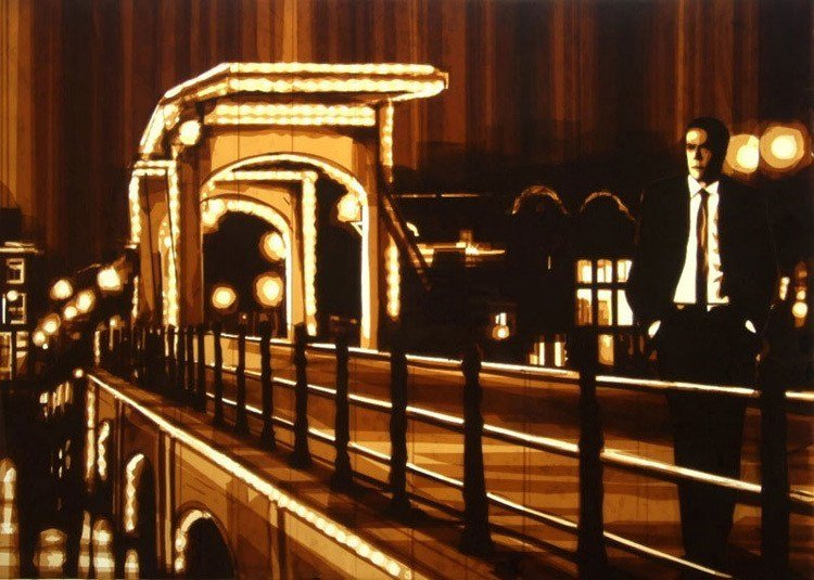 Max Zorn Artwork Bridge