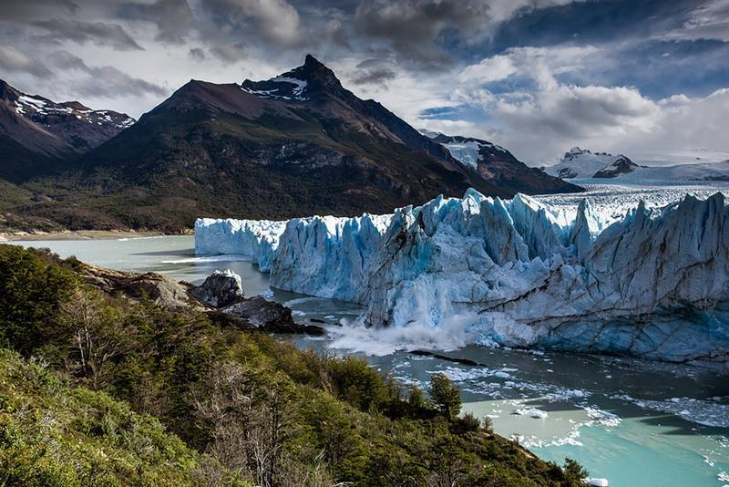 Perito Moreno Rupture Far