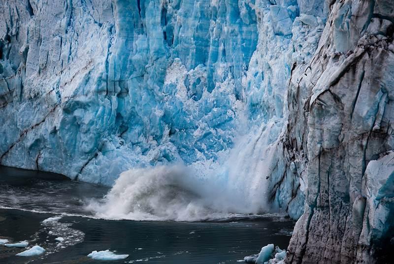 Perito Moreno Rupture Impact