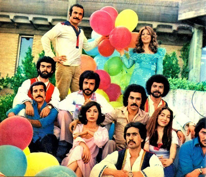 Iran Before 1979 Balloons