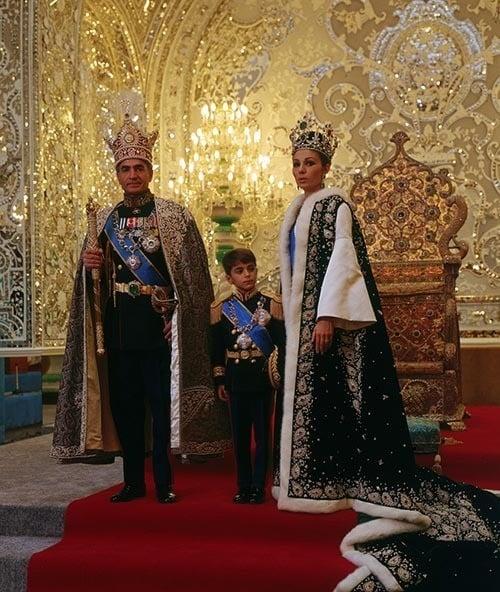 Shah Coronation