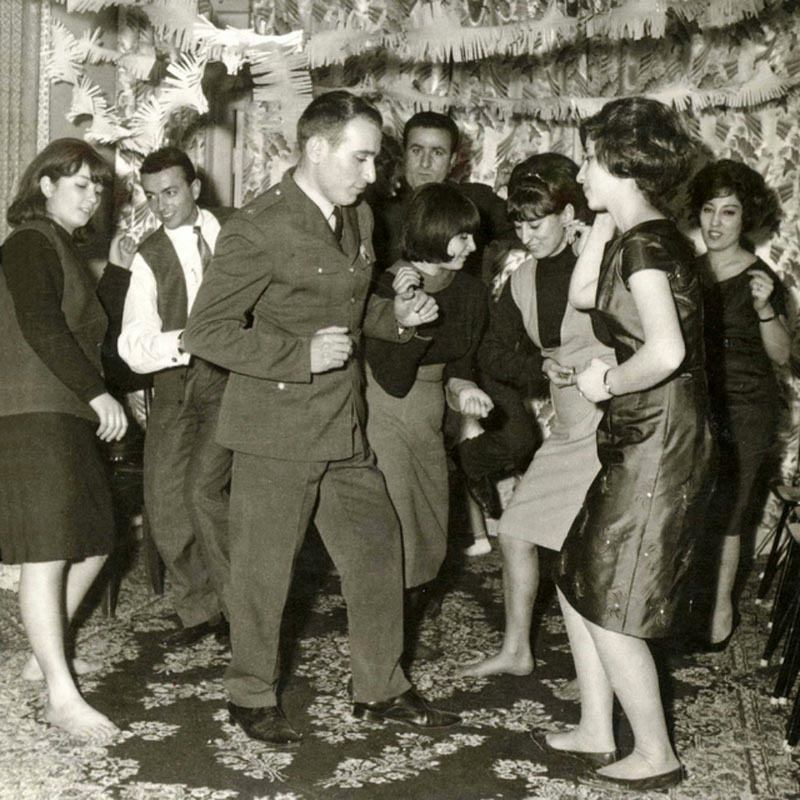 Dancing In 1960s Iran