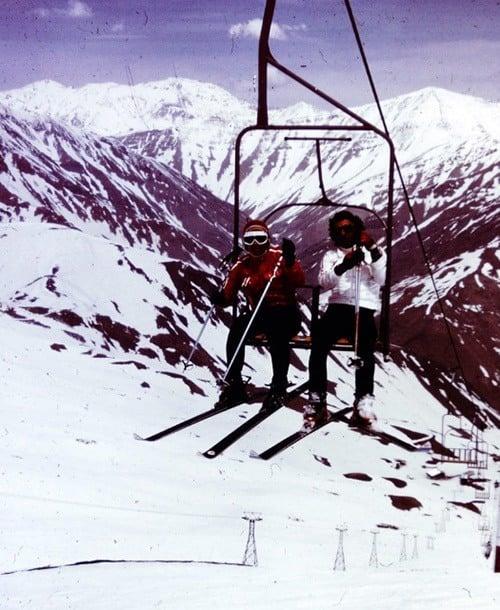 Shah Skiing