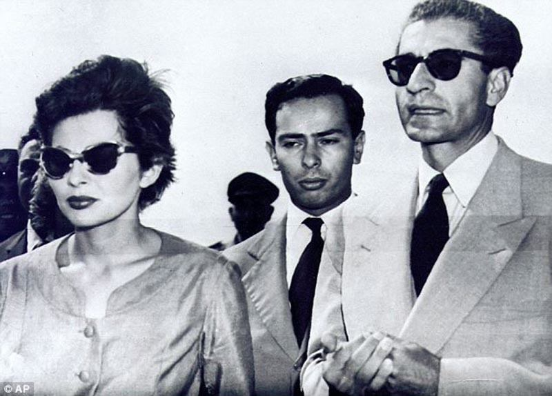 Shah Wearing Sunglasses