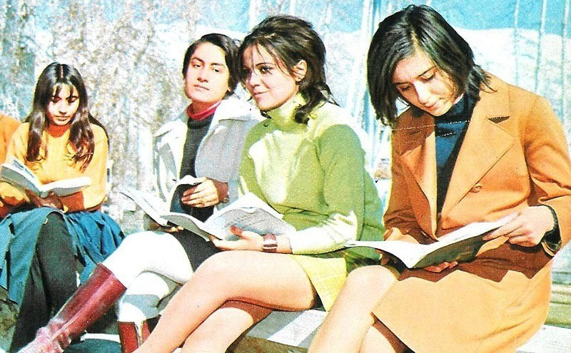 Iran Before 1979 Tehran Students