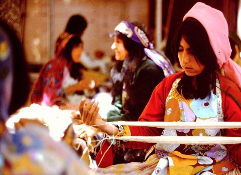 Iran Before 1979 Textiles