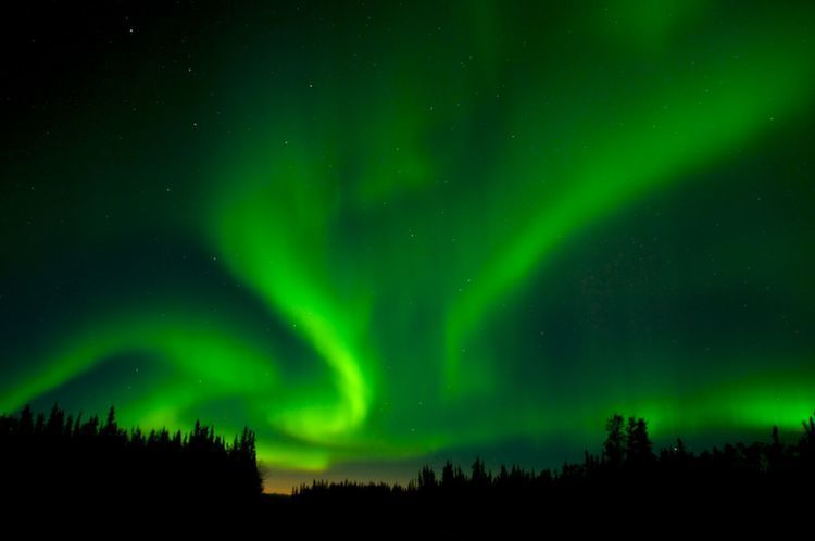 Stargazing Sites Alaska