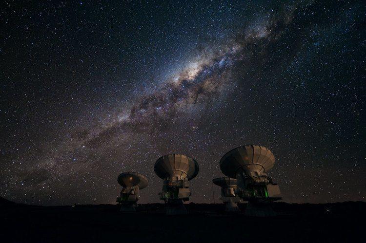 Stargazing Sites Atacama
