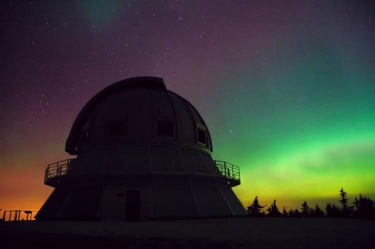 Stargazing Sites Canada