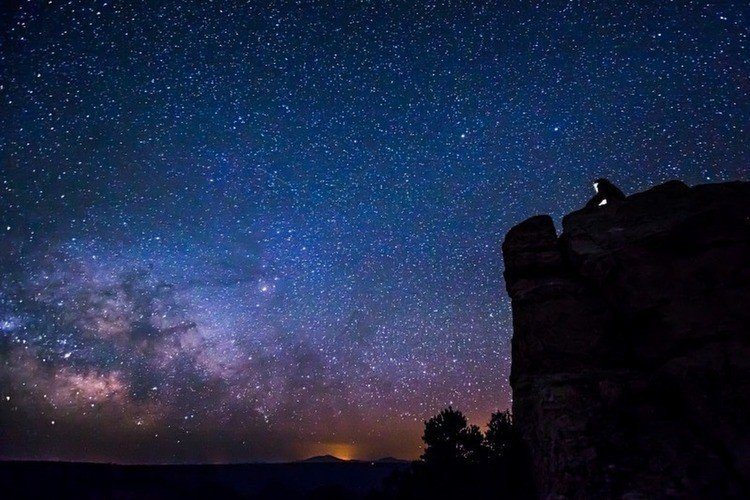 Stargazing Sites Grand Canyon