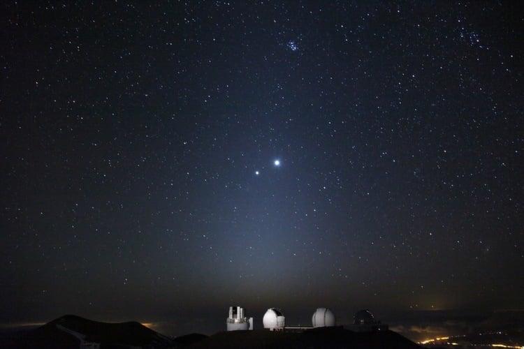 Stargazing Sites Hawaii