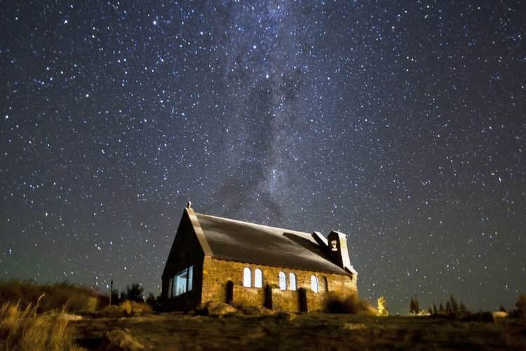Stargazing Sites New Zealand