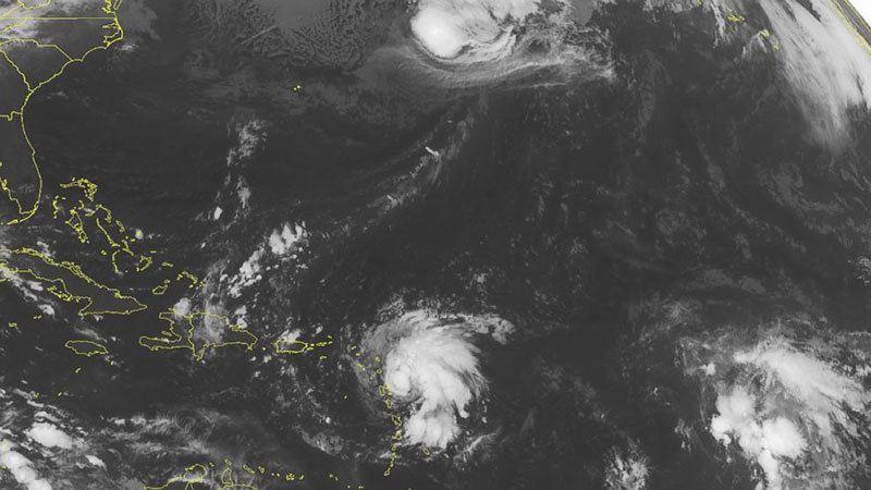 Hurricane Gonzalo Bermuda